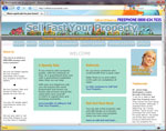 sellfastyourproperty.co.uk uses standard web site hosting